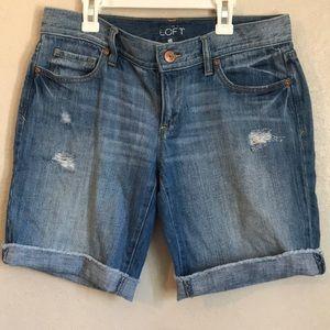Ann Taylor Loft shorts. Size 26/2